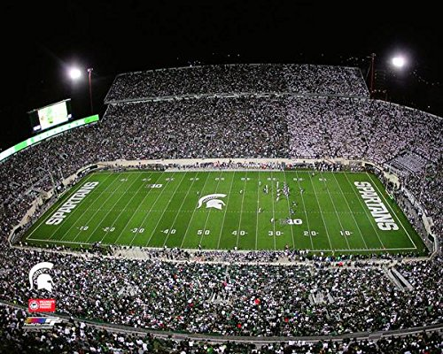 Spartan Stadium Michigan State Spartans 2012 Photo (Size: 16