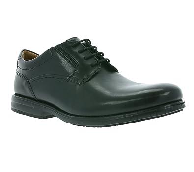 Chaussures Homme Walk Taille En 44 Habillé Noir Hopton Clarks Cuir IxHEAw5q