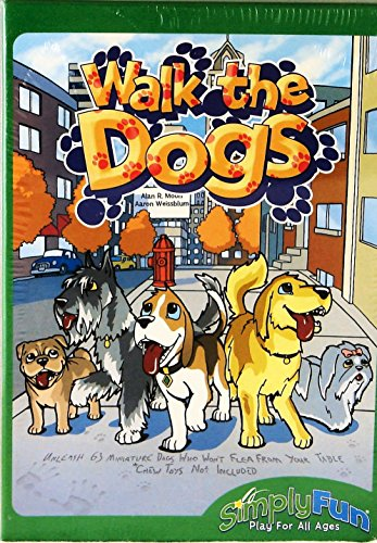 Walk the Dogs Board Game