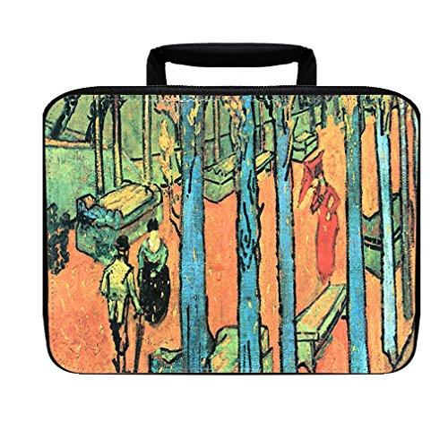 - Marguerite Gachet In Garden (Van Gogh) Insulated Lunch Box Bag