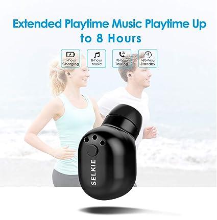 Amazon.com: Selkie - Auriculares inalámbricos Bluetooth con ...