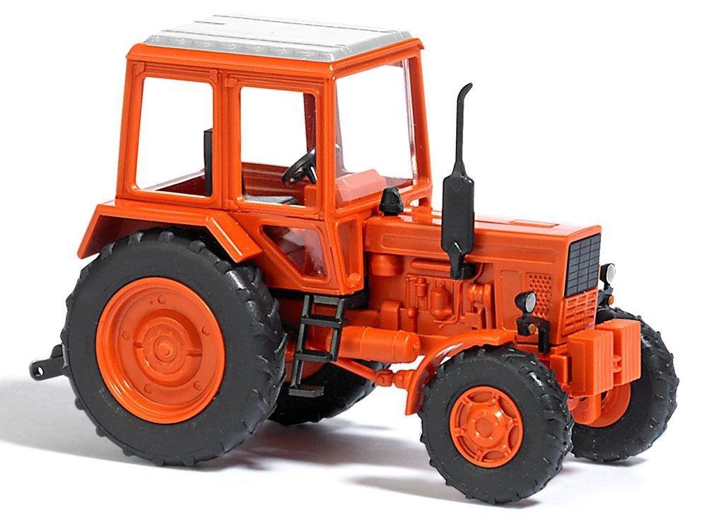 Busch 51301 Tractor Belarus MTS 82 HO Scale Model Vehicle