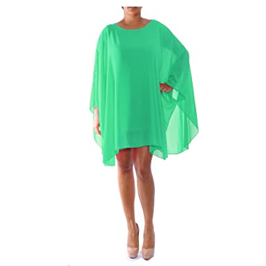 ec139e67 Candy Clothing Ladies Oversized Top Womens Baggy Top Loose fit top Long  Sleeve Top Batwing Chiffon Top Ladies Summer Dress Ladies Blouse Ladies  Tunic: ...