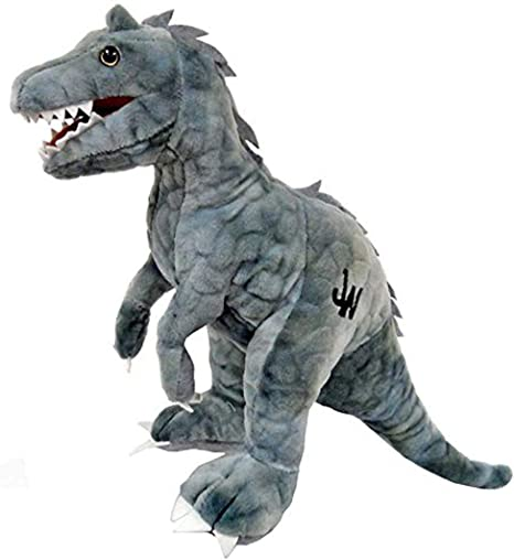 Aurora Monkey Stuffed Animal, Amazon Com Toynk Jurassic World 11 Plush Gray Indominus Rex Toys Games