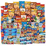 Cookies Chips & Candies Office Snacks Bulk Variety Snack Pack (Office Station 85 Count)