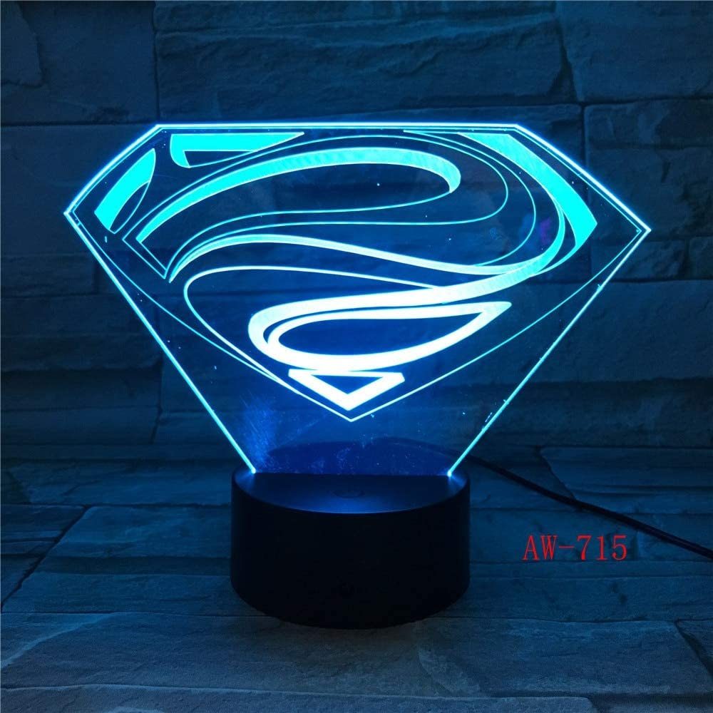 Signo símbolo lámpara lámpara de Mesa de Discoteca Cambio de Color Linterna Control Juguete Regalo de los niños