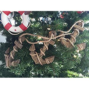 61zRqqiT4oL._SS300_ 75+ Anchor Christmas Ornaments