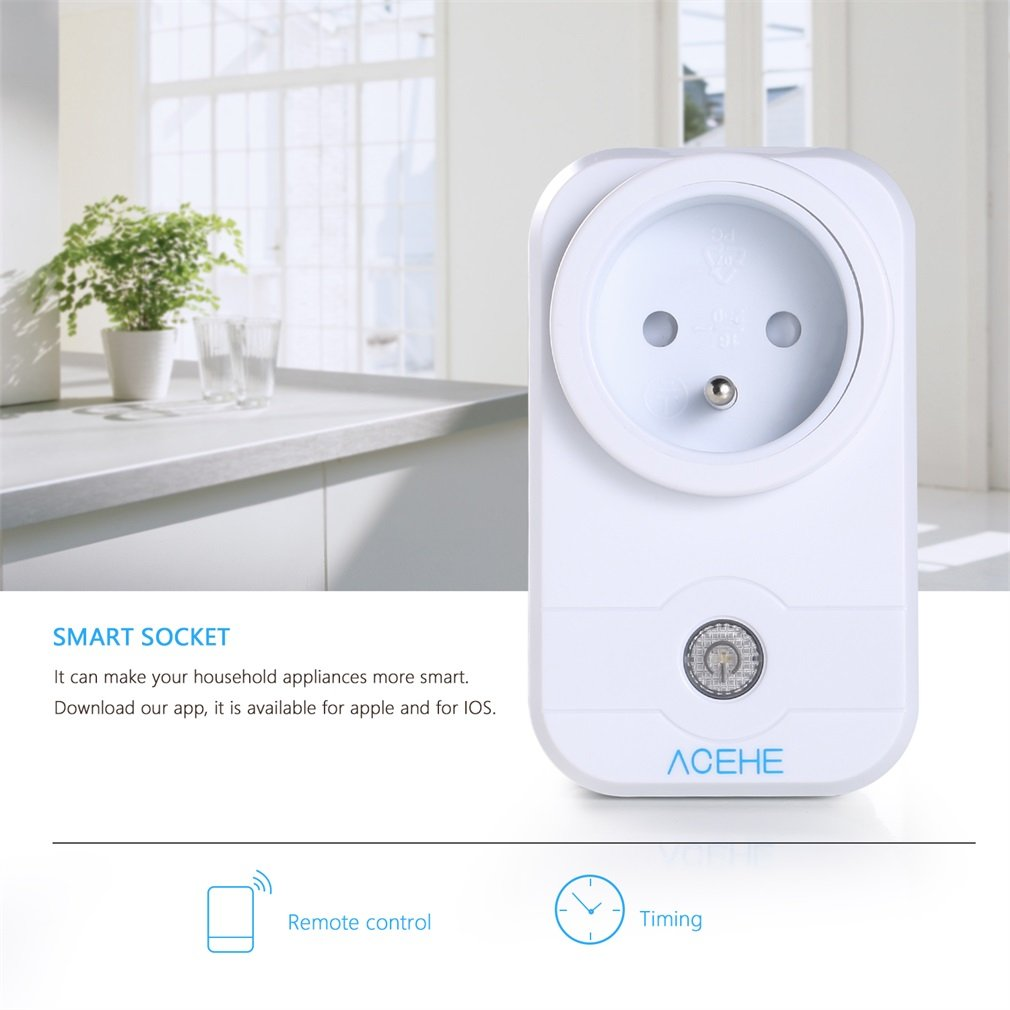 LESHP Wifi Smart Plug