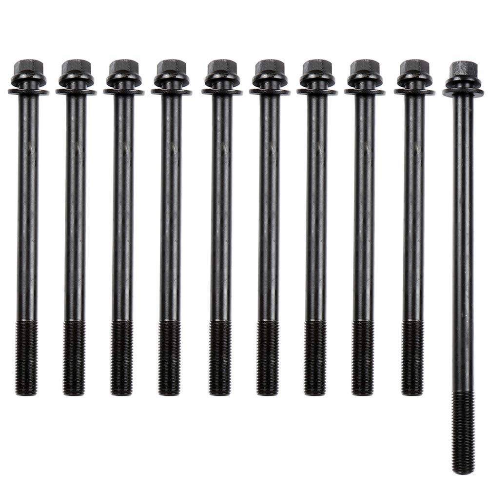 AUTOMUTO Engine Head Bolts Kit for Honda Civic Si
