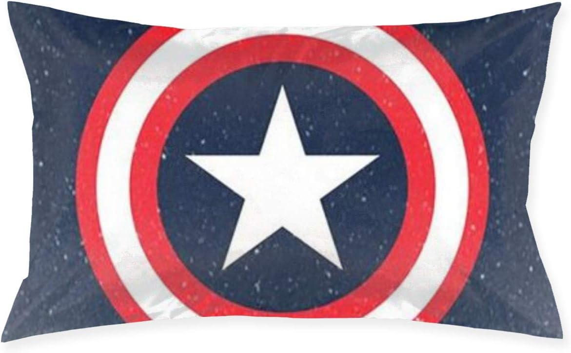 Pillow Cases Captain America Throw