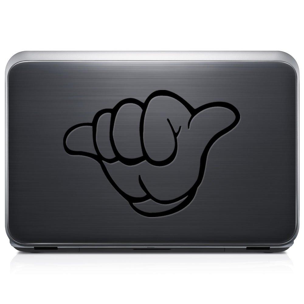 Hang Loose 25 Hand Sign Japanese Hang JDM取り外し可能なビニールデカールステッカーforラップトップタブレットWindows壁装飾車トラックオートバイヘルメット (10 25 in/ 25 cm) Wide RSJM262-10MBLK (10 in/ 25 cm) Wide グロスブラック B077CD1XV1, 株式会社 豊田商店:b277d8c8 --- harrow-unison.org.uk