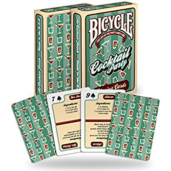 Bicycle Cocktail Playing Cards