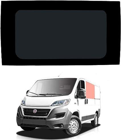 Mano izquierda, tintado oscuro fijo ventana para puerta corredera Fiat Ducato (2006 on) [L1H1]: Amazon.es: Coche y moto