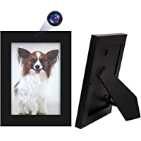 Hidden Camera, HD 1080P Photo Frame Spy Camera Home Security Wireless Nanny Cam Video Recorder with Motion Detection for…