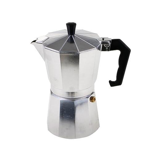 Cafetera 6 Tazas Espresso KD de 600 también como Hervidor de Café ...