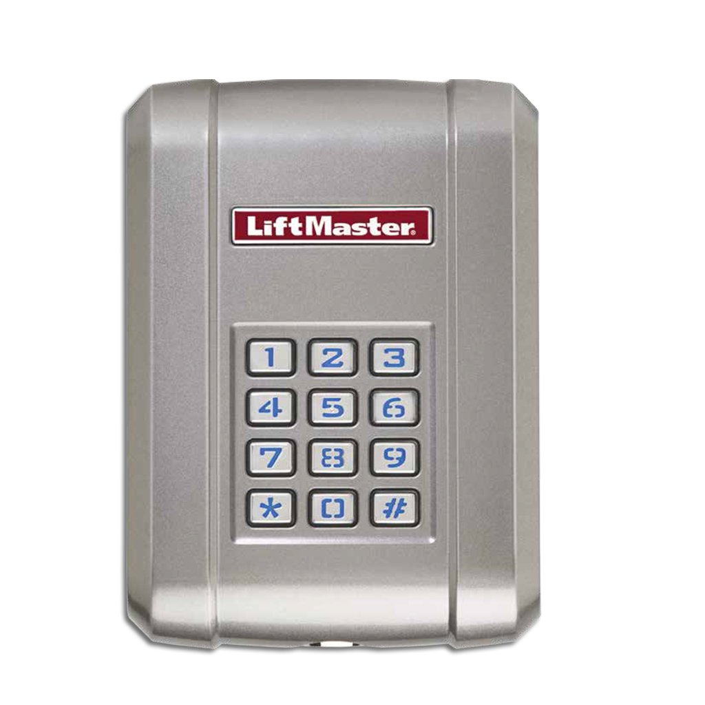 Liftmaster KPW250 wireless keypad 250 code