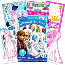UPC 697675167048 Bendon Disney Frozen Sticker Pad