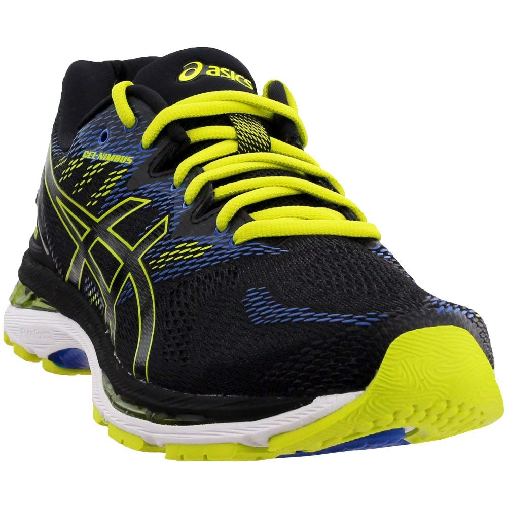 Black Sulphur Victo bluee 10.5 D(M) US Asics Men's GelNimbus 20 Running shoe