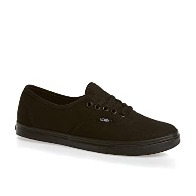 790aecae184 Vans Adult Authentic Lo Pro Sneakers - black monochrome