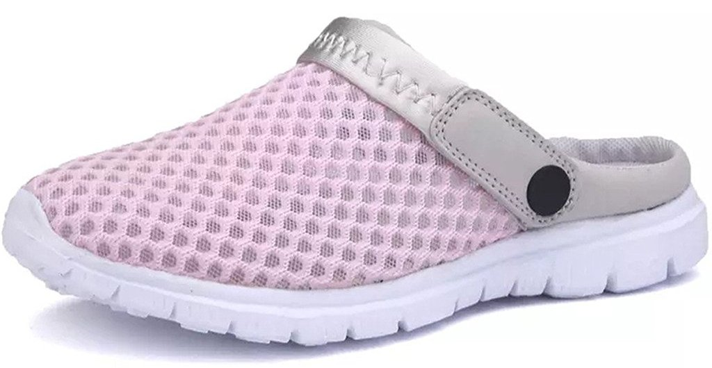 Eagsouni Sabots Chaussons Chaussures Plage de Plage Chaussures et Jardin Sandales Chaussons Homme Femme Rose 853be85 - latesttechnology.space