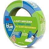 3M 20932450 - masking tapes (Painters masking tape, Interior y exterior, Azul, Cerámico, Vidrio, Metal, De plástico, Madera, Alise)