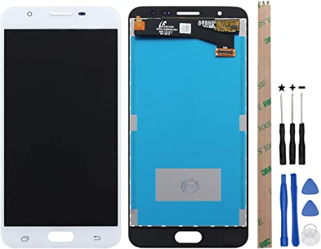 YHX-OU - Pantalla táctil de Repuesto para Samsung Galaxy J7 Prime ...