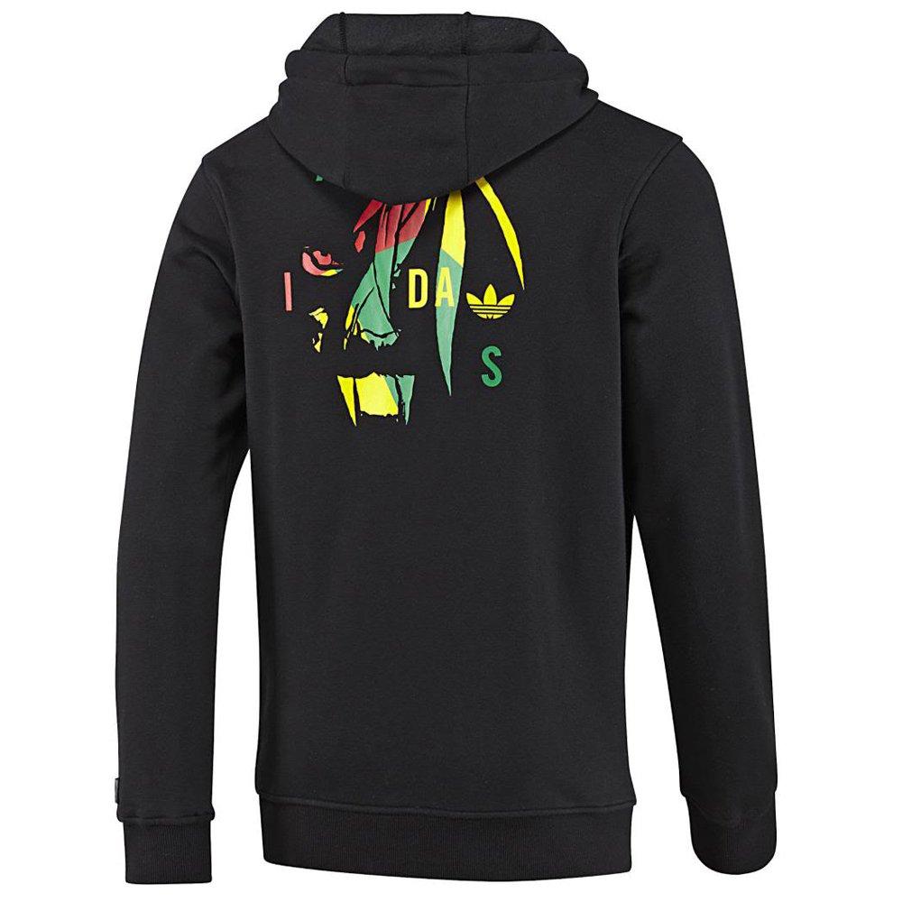 adidas rasta hoodie