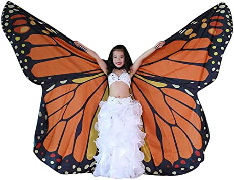 Disfraz de Alas de Mariposa para Mujer Niñas,Mariposa Alas de ...