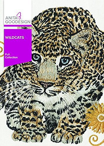 embroidery designs wildcats