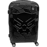 ful Marvel Black Panther Molded 29in Rolling Luggage