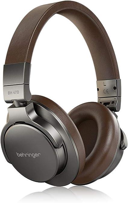 Amazon.com: Behringer (BH470) - Auriculares de diadema ...