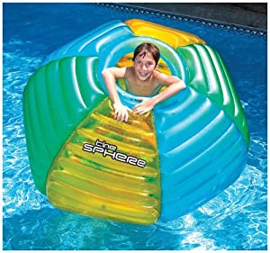 Swimline The Sphere Floating Habitat Pool Float