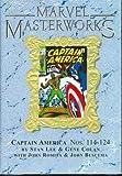 Marvel Masterworks Captain America Volume 4 Variant (Marvel Masterworks Captain America Variant, Volume 4)