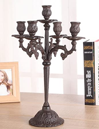 Reserve Vintage candlestick holders share