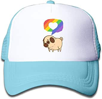 CrownLiny Kids Puglie Supports Equality, Love, Respect ... Respect Hat Kid