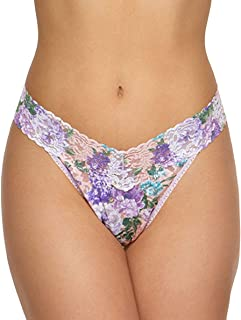 product image for Hanky Panky Original Rise Thong (Prints),Ashley