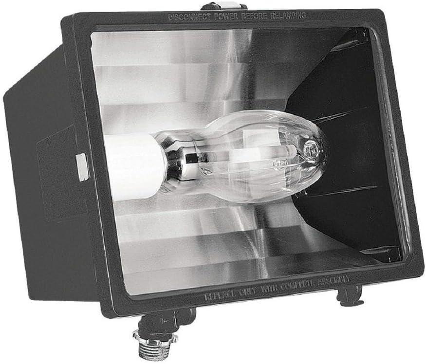 Lithonia Lighting F150SL 120 M6 1 Lamp 150W High Pressure Sodium Flood Light, Bronze [並行輸入品]