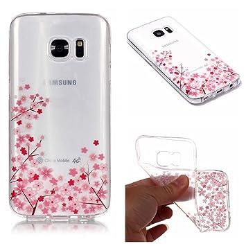 coque galaxy s6 edge cerisier