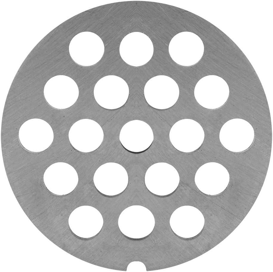 3mm Fleischwolf Fleischwolf Teller Scheibenmesser 5//7mm Loch