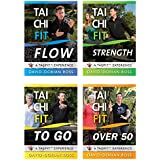 Bundle: Tai Chi Fit 4-DVD Collection with David-Dorian Ross (YMAA) Tai Chi Exercises for Beginners, Seniors, and more.