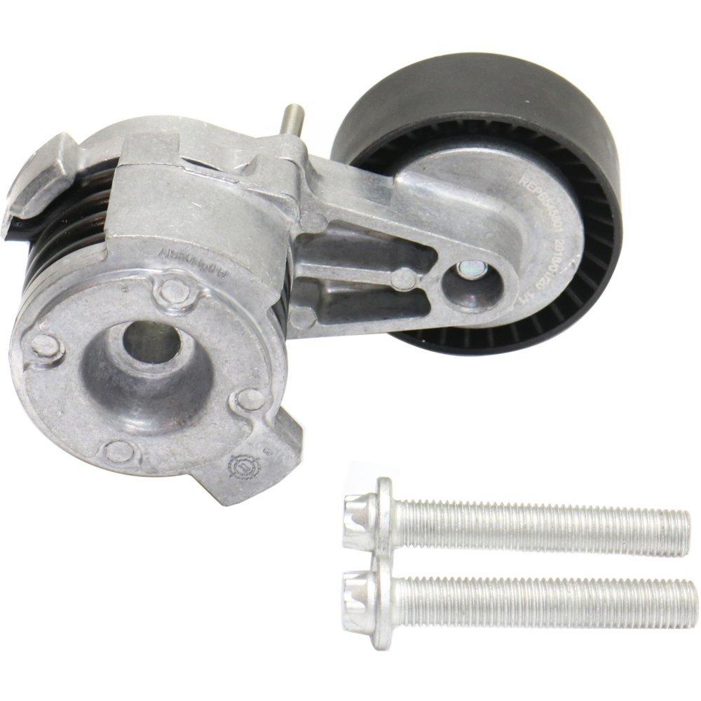 Evan Fischer Eva41512191535 Timing Belt Tensioner For 3 Bmw 325xi Series 06 12 5 10 128i 08 13 T Tension Assembly Include Roller Bolt