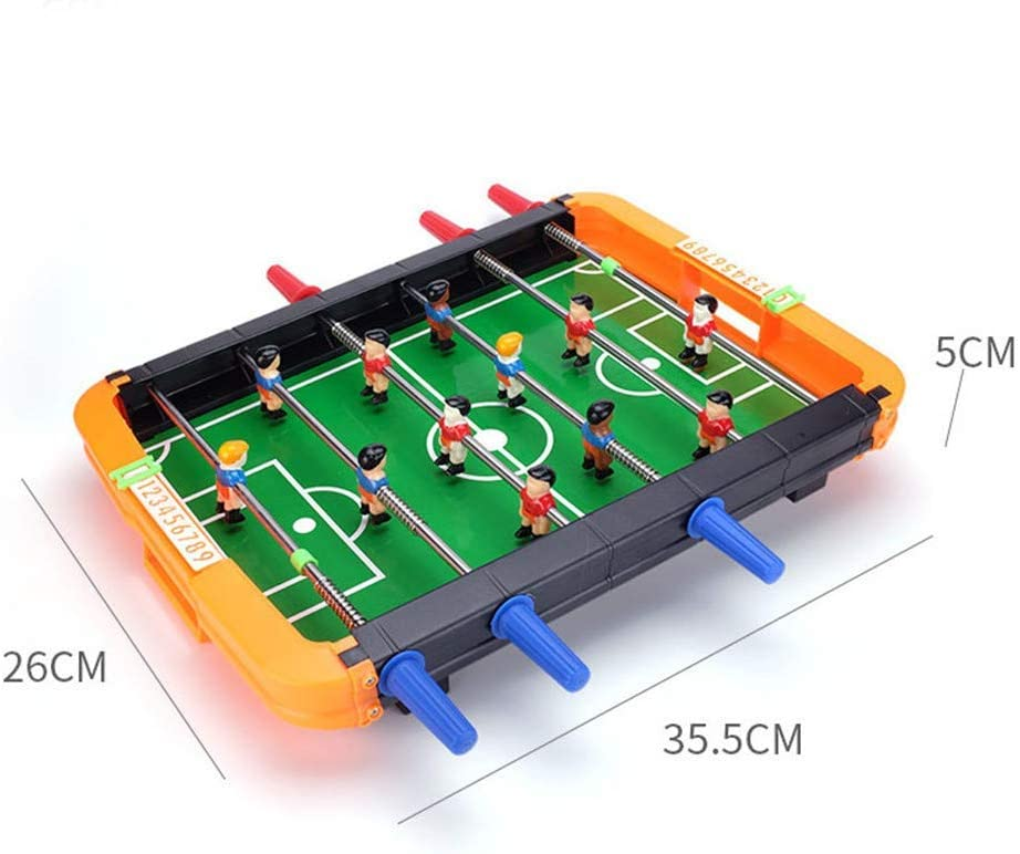 Mesa de futbolín para mesas de fútbol de Adultos y niños.: Amazon ...