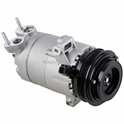 Amazon.com: New AC Compressor & A/C Clutch For Ford Escape Focus & Transit Connect - BuyAutoParts 60-03823NA New: Automotive
