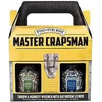 Poo-Pourri Master Crapsman 2-2 ounce Scent Box Set
