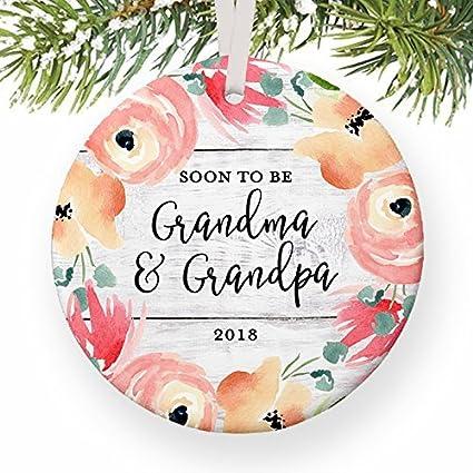 Presto Grandma Grandpa You Re Going To Be New Nonni In 2018 1st