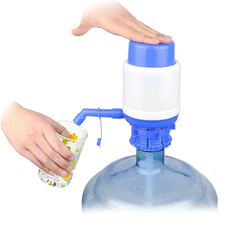 KAIROSF Easy Manual Hand Press Drinking Water Bottle Bottled Dispenser Pump Hot 1PC d