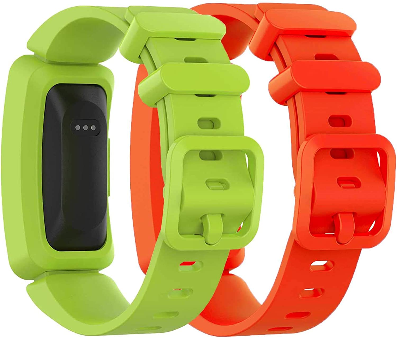 Soft Silicone Waterproof Bracelet Accessories Sport Strap Boys ...