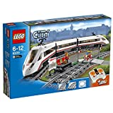 Lego High-Speed Passenger Train, Multi Color
