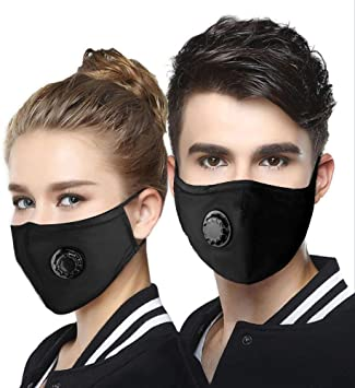 Exo Anime Unisex Face Windproof All Women Shape Ski Motorcycle Cute Mouth Teens Kids Mask Lovers Cartoon Heartybay Masks Cotton Members Anti-dust Men