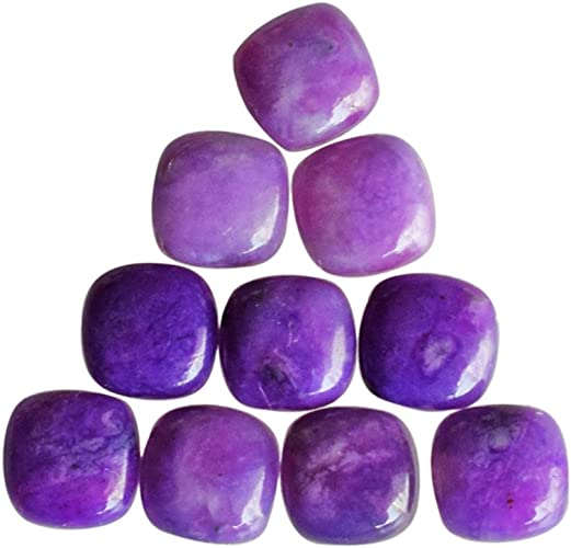 Natural Sugilite  Lot Cabochon Gemstone Best For Jewellery